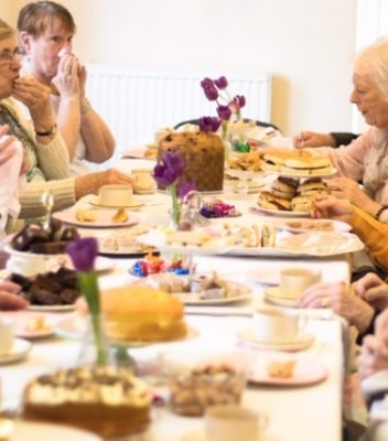 Table Teaparty