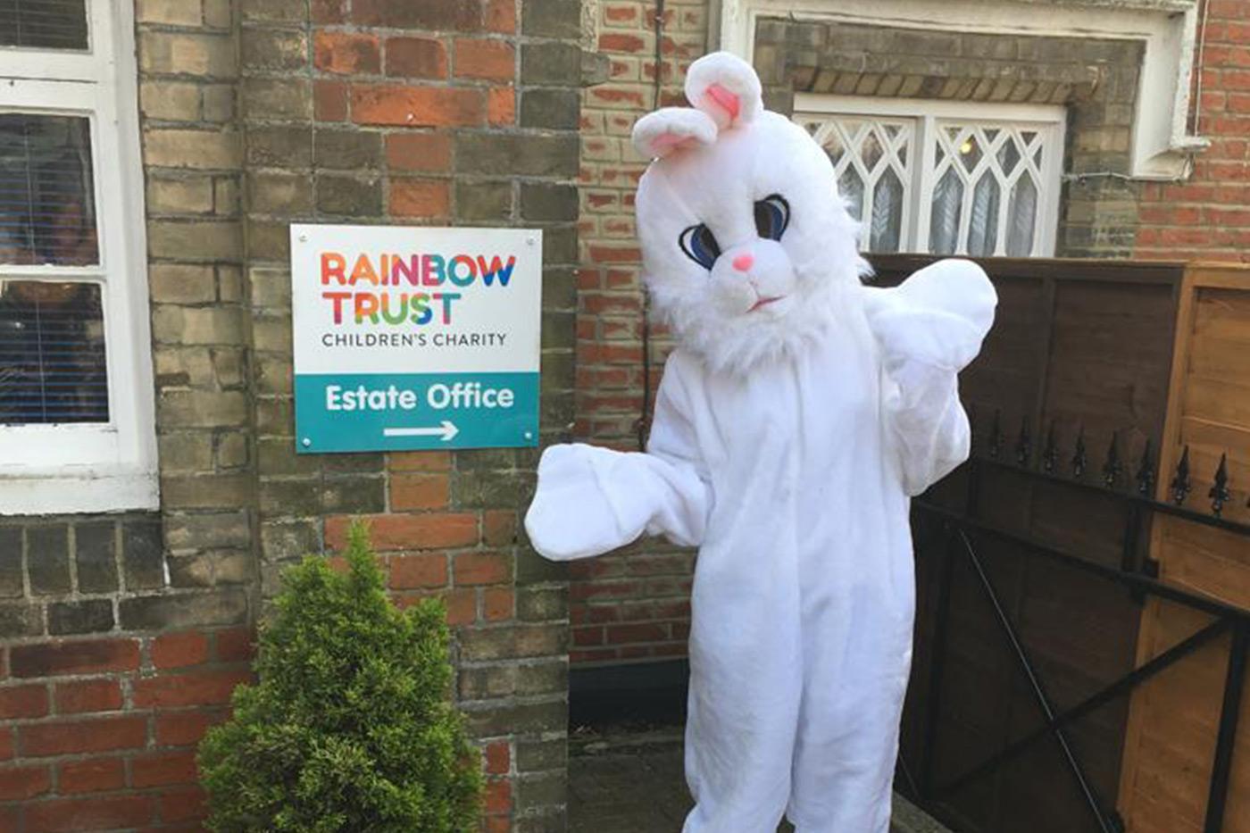 Bunny-Outside-Rainbow-Trust
