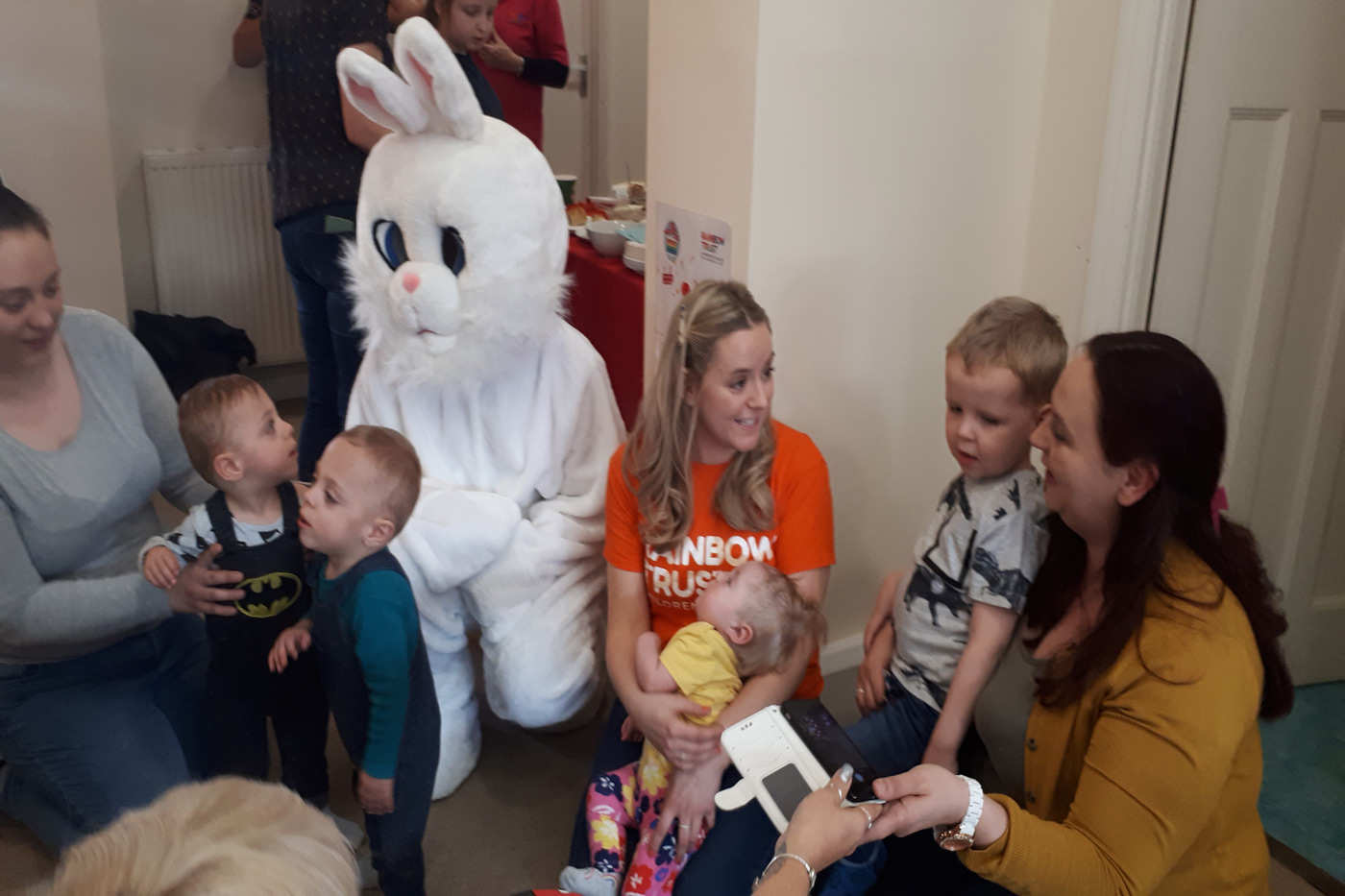 Bunny-with-Children
